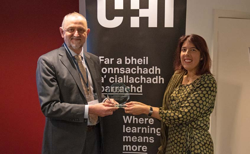 Deep sea and microplastics scientist Bhavani Narayanaswamy has been awarded a professorship with the University of the Highlands and Islands
