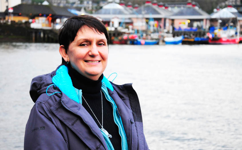 Prof Sheila Heymans will give her professorial lecture at SAMS UHI