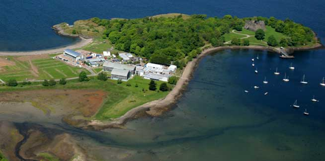 Home — The Scottish Association for Marine Science
